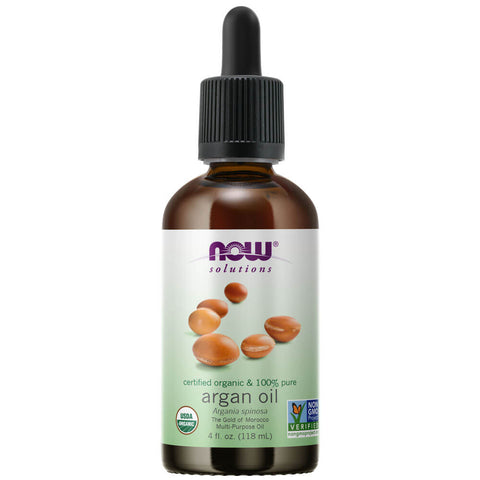 NOW Solutions Argan Oil, Organic (4 fl oz)