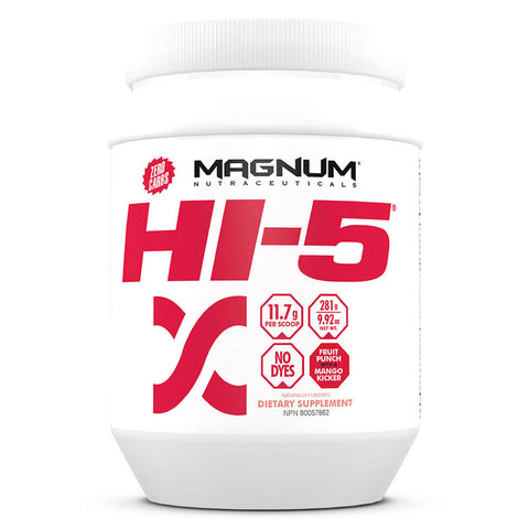 Magnum Hi-5 - Fruit Punch (24 servings)