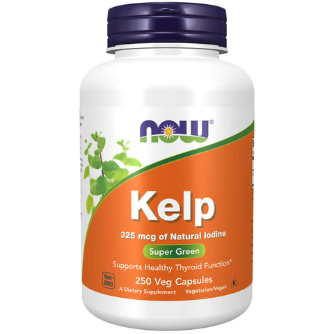 NOW Kelp 325mcg (250 caps)