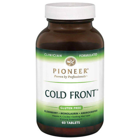 Pioneer Nutrition Cold Front (60 tablets)