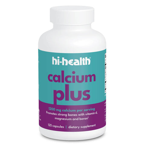 Hi-Health Calcium Plus (120 capsules)