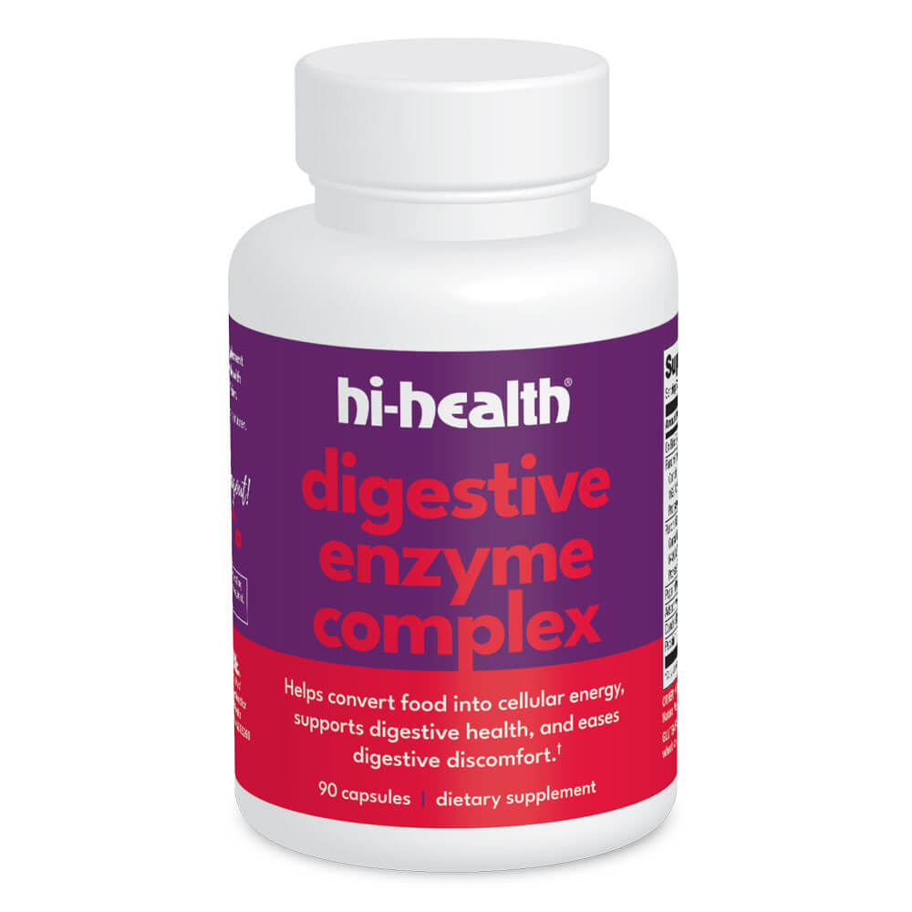 Ultra Plan Digestive Enzyme Complex (90 capsules)