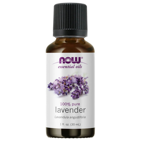 NOW Essential Oils Lavender Oil