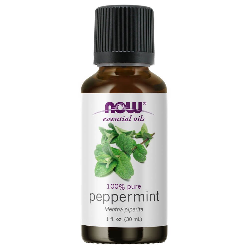 NOW Essential Oils Peppermint Oil