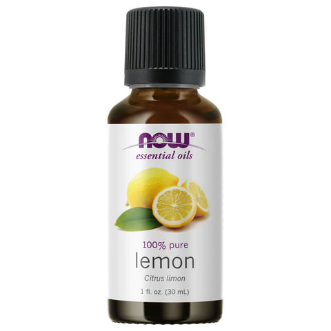 NOW Essential Oils Lemon Oil (1 fl oz)
