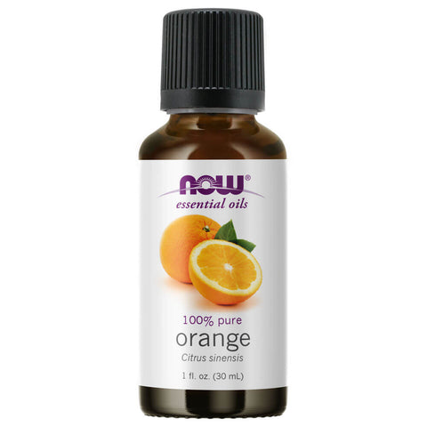 NOW Essential Oils Orange Oil (1 fl oz)
