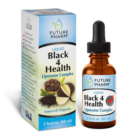 Future Pharm Black 4 Health Liposome Complex (2 fl oz)