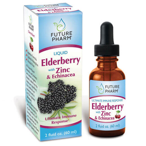 Future Pharm Elderberry With Zinc & Echinacea (2 fl oz)