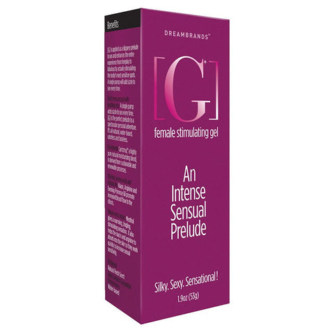 DreamBrands [G] Female Stimulating Gel (1.9 oz)