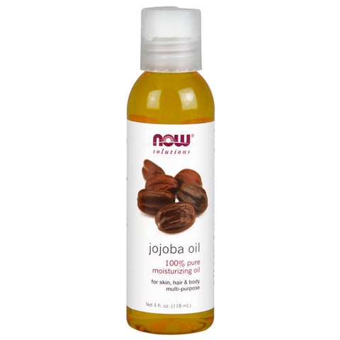 NOW Solutions Jojoba Oil (4 fl oz)