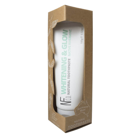 NFco Natural Toothpaste - Whitening (3.52 oz)