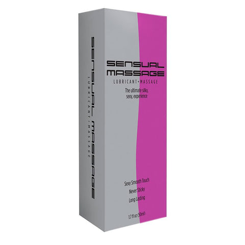 Dreambrands Sensual Massage Premium Lubricant (1.7 oz)