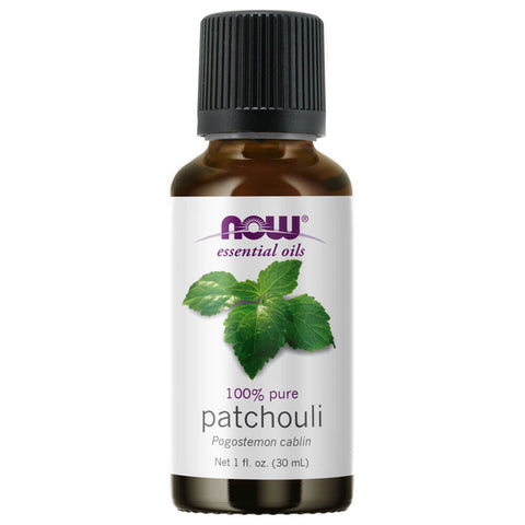 NOW Essential Oils Patchouli Oil (1 fl oz)