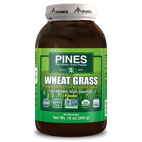 Pines Wheat Grass Powder (10 oz)