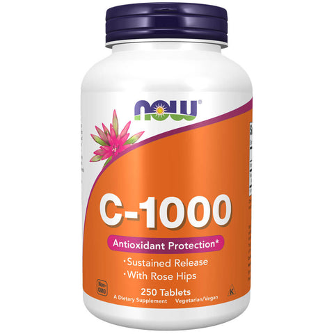 NOW C-1000 (250 tablets)