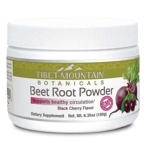 Tibet Mountain Botanicals Beet Root Powder (6.35 oz)