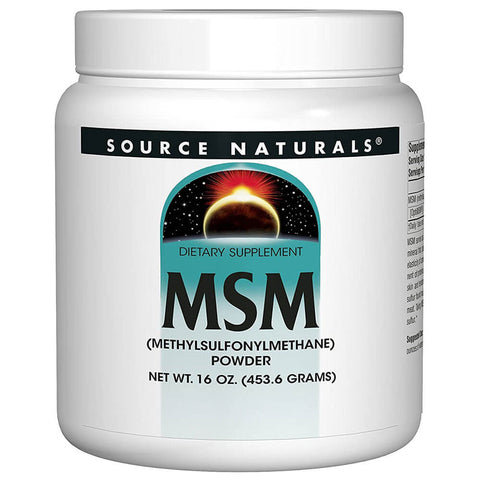 Source Naturals MSM Powder (16 oz)