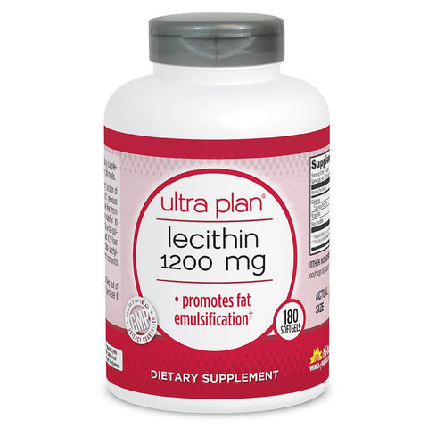 Ultra Plan Lecithin 1200 mg