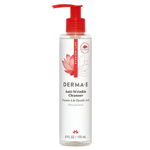 Derma E Anti-Wrinkle Cleanser (6 fl oz)