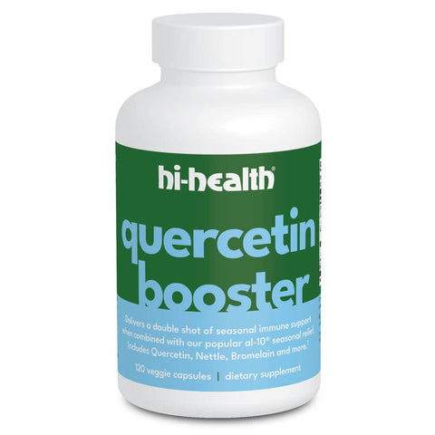 Optim Nutrition AL-10 Quercetin Booster (120 capsules)
