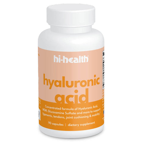 Hi-Health Hyaluronic Acid (90 capsules)