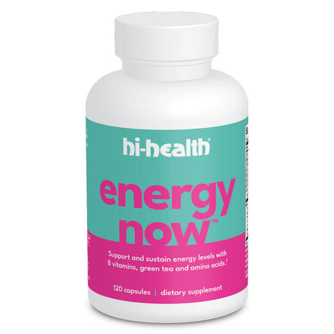 Hi-Health Energy Now (120 capsules)
