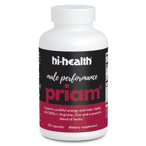 Xrated Body Engineering Priam Male Nutrition Formula (120 capsules)