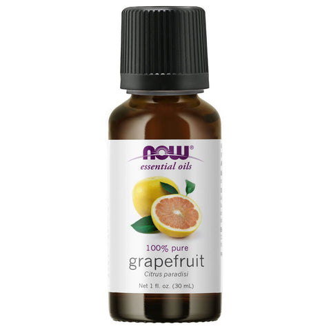 NOW Essential Oils Grapefruit Oil (1 fl oz)
