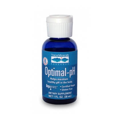 Trace Minerals Research Optimal-pH (1 fl oz)