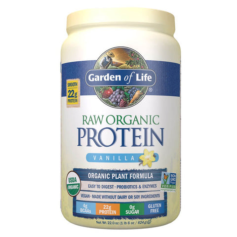 Garden of Life RAW Organic Protein
