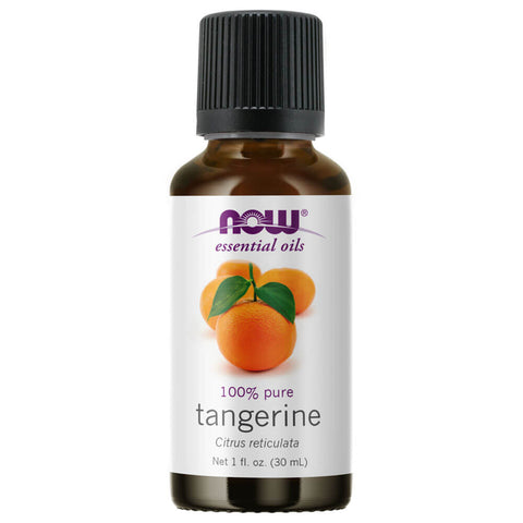 NOW Essential Oils Tangerine Oil (1 fl oz)