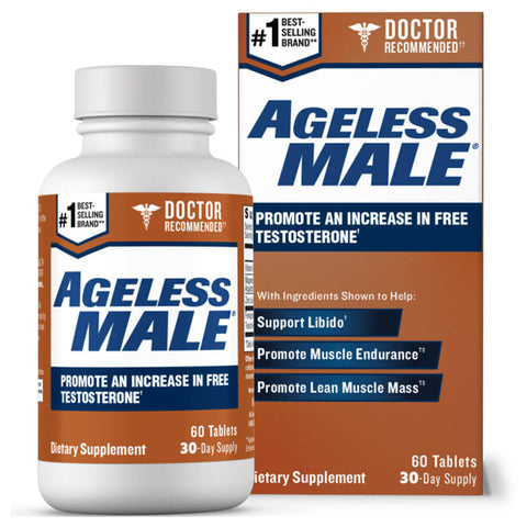 New Vitality Ageless Male (60 tablets)