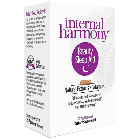 DreamBrands Internal Harmony Beauty Sleep Aid (30 capsules)