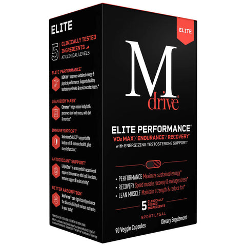 DreamBrands Mdrive Elite (90 capsules)