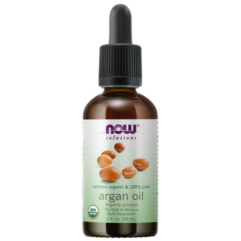 NOW Solutions Argan Oil, Organic (2 fl oz)