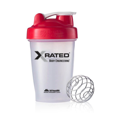Xrated Body Engineering Blender Bottle Shaker Cup (20 oz)