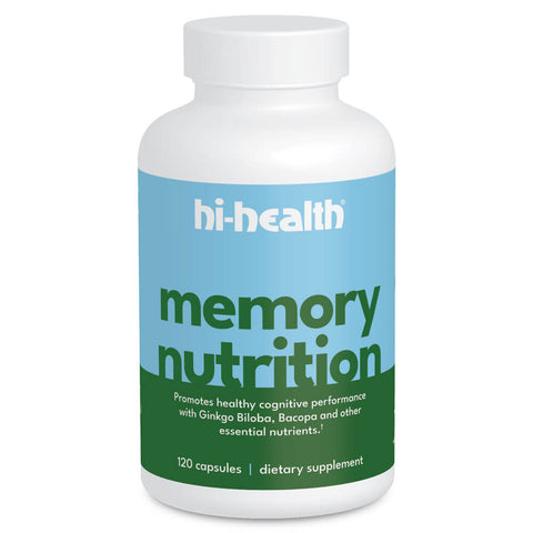 Optim Nutrition Memory Nutrition Complex (120 caps)