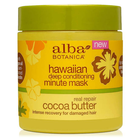 Alba Botanica Hawaiian Deep Conditioning Minute Mask (5.5 oz)