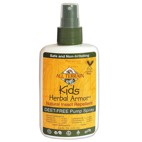 All Terrain Kids Herbal Armor Insect Repellant Spray (4 fl oz)
