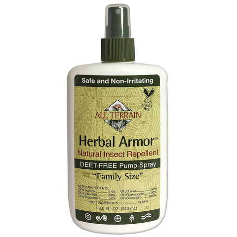All Terrain Herbal Armor Insect Repellent Spray (8 fl oz)