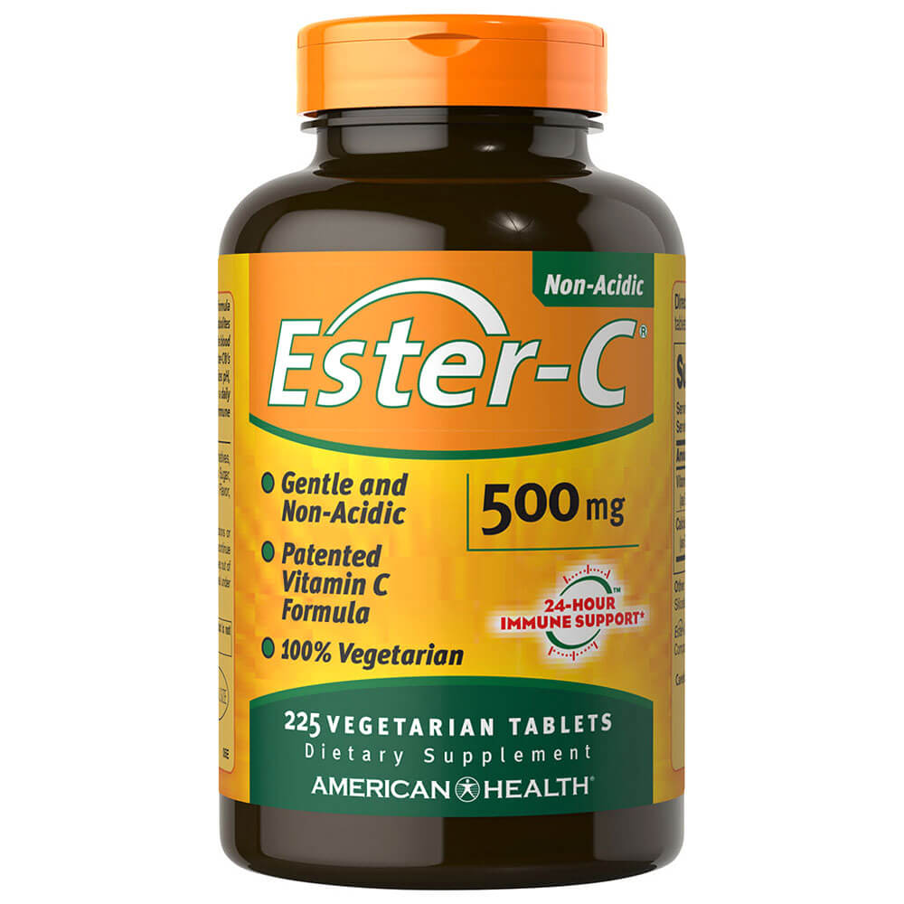 American Health Ester-C 500mg (225 veg tablets)