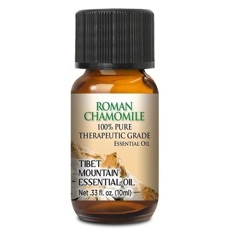 Tibet Mountain Essential Oil - Roman Chamomile (10 ml)