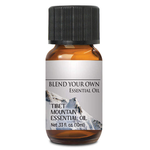 Tibet Mountain Essential Oil Blend Your Own Bottle (10 ml)
