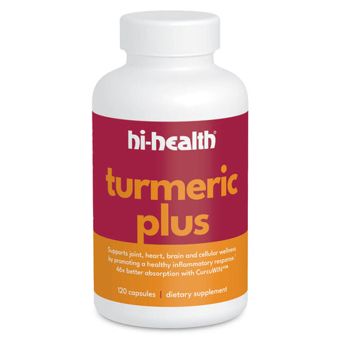 Optim Nutrition Turmeric Plus With Bio-Absorb CurcuWIN (120 capsules)