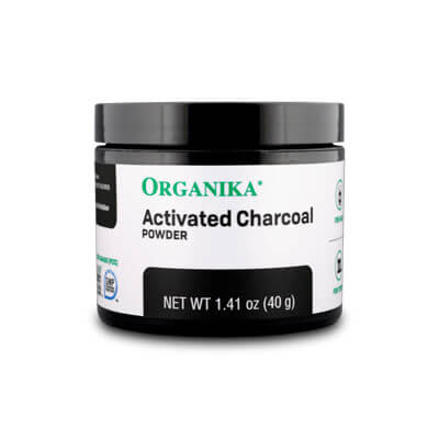 Organika Activated Charcoal Powder