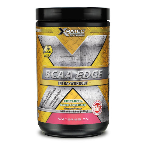 Xrated Body Engineering BCAA Edge Intra-Workout - Watermelon (30 servings)