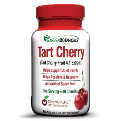Windmill Garden Botanicals Tart Cherry (60 caps)