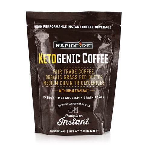 Windmill Rapid Fire Ketogenic Coffee (7.93 oz)