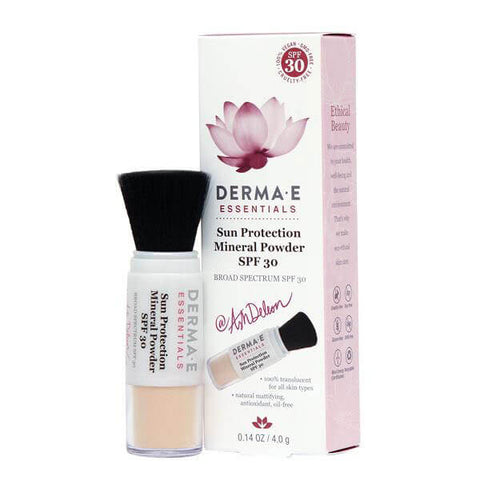 Derma E Sun Protection Mineral Powder SPF 30 (0.14 oz)