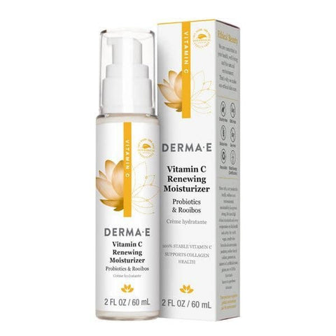 Derma E Vitamin C Renewing Moisturizer (2 fl oz)